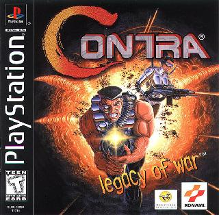 Screenshot Thumbnail / Media File 1 for Contra - Legacy of War [U]
